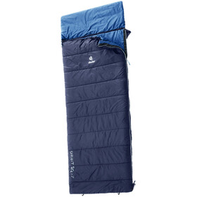 Deuter Orbit SQ +5° Sacos de dormir Normal, navy-steel